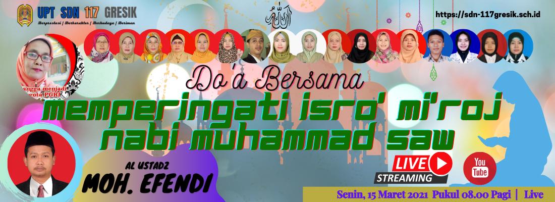 Isro Miroj Nabi Muhammad SAW